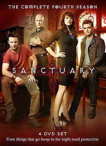Sanctuary: The Complete Fourth Season (D...