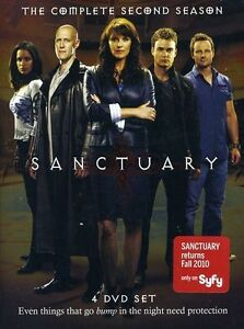 Sanctuary: The Complete Second Season (D...
