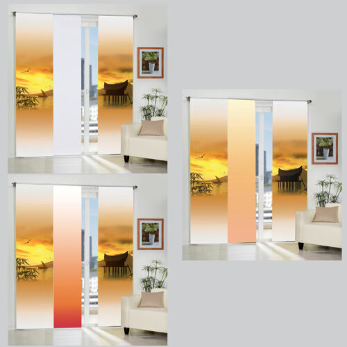 sandakan/seremban japan panel curtains room divider digital home