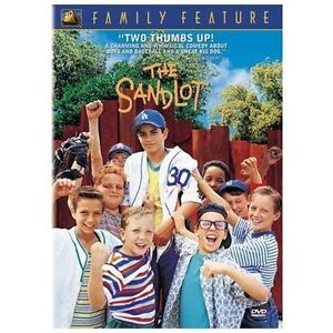 The Sandlot (DVD, 2006, Widescreen; Sens...