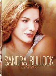 The Sandra Bullock Collection (DVD, 2006...
