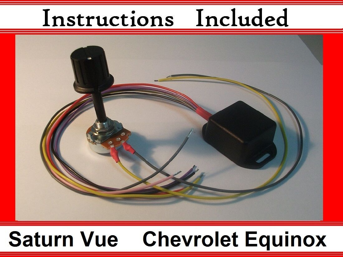 Saturn Vue Ion Chevrolet Equinox Electric Steering Controller Box Epas