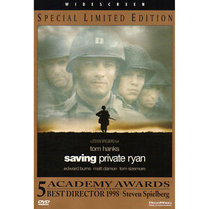 Saving Private Ryan (DVD, 1999, Special ...