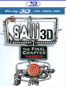 Saw: The Final Chapter (Blu-ray/DVD, 201...