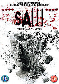 Saw - The Final Chapter (DVD, 2011)
