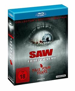 Saw-I-VII-1-7-Bluray-Collectors-EditionBoxCollection-NEU-OVP