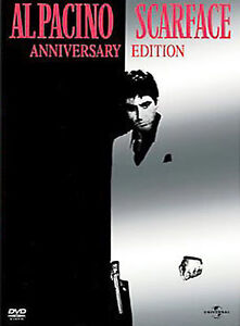 Scarface (DVD, 2003, Widescreen; Anniver...