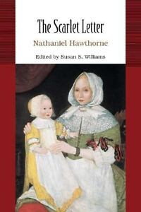 The Scarlet Letter by Nathaniel Hawthorn...