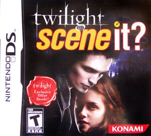 Scene It? Twilight  (Nintendo DS, 2010)