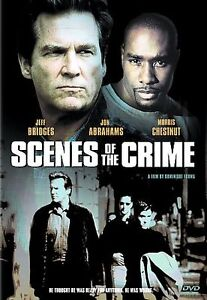Scenes of the Crime (DVD, 2003)