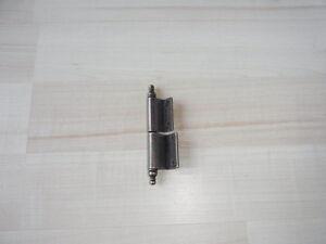 scharnier antik schrankt r mit verzierung rechts 04 28 gesamtl nge 86mm ebay. Black Bedroom Furniture Sets. Home Design Ideas