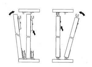 schiebet r beschl ge f r t ren schrankt ren 3 x 25 kg ebay. Black Bedroom Furniture Sets. Home Design Ideas