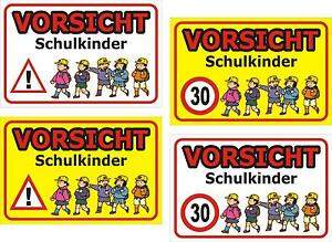 schild achtung spielende kinder schulkinder 30x20 40x30 60x40cm wetterfest ebay. Black Bedroom Furniture Sets. Home Design Ideas