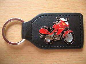 schl sselanh nger honda deauville rot red motorrad 0704 motorbike porte cle moto ebay. Black Bedroom Furniture Sets. Home Design Ideas