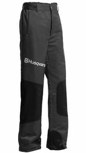 Schnittschutz-Latzhose-Husqvarna-Classic-Bundhose-Arbeitsjacke-Schnittschutzhose