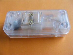 schnurschalter schnurzwischenschalter transparent f r 3adriges kabel 2polig. Black Bedroom Furniture Sets. Home Design Ideas