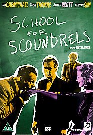 School For Scoundrels (DVD, 2006)