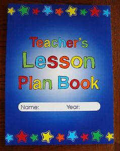 School teacher lesson plan