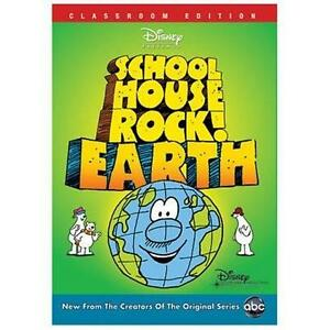 Schoolhouse Rock! - Earth (DVD, 2009, Cl...