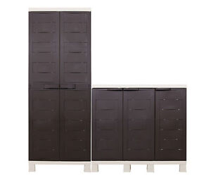 schrank set terrassenschrank balkonschrank. Black Bedroom Furniture Sets. Home Design Ideas