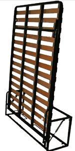 schrankbett klappbett wandbett hochkant vertikal ebay. Black Bedroom Furniture Sets. Home Design Ideas