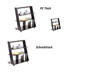 schreibtisch speed auf rollen schwarz 4 offenen f chern. Black Bedroom Furniture Sets. Home Design Ideas