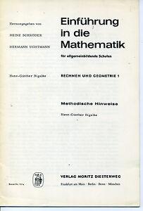 Schroeder-Uchtmann-Einfuehrung-in-die-Mathematik-Rechnen-und-Geometrie-1