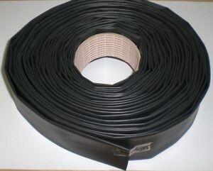 Schrumpfschlauch-Meterware-38-1mm-in-schwarz-Neu-TOP-INDUSTRIEWARE