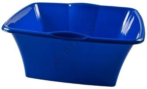 dish plastic tray tub laundry bin 14 5 liter new ebay. Black Bedroom Furniture Sets. Home Design Ideas