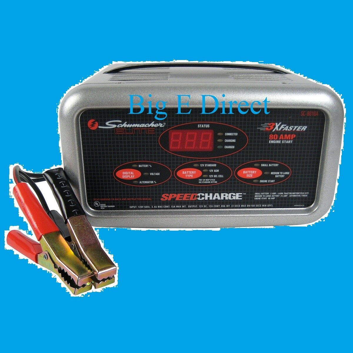 Best battery charger for deep cycle marine