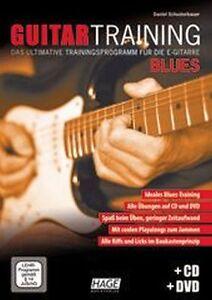 Schusterbauer-GUITAR-TRAINING-BLUES-Spielbuch-CD-DVD-f-Gitarre-EH-3932