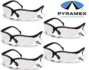 schutzbrille arbeitsschutzbrille mit sehst rke pyramex venture v2 readers en166 ebay. Black Bedroom Furniture Sets. Home Design Ideas