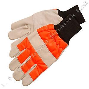 Schutzhandschuhe-Handschuhe-Kettensaege-Garten-Sicherheit-Leder-Schutz-ALM-CH015