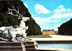 Schwetzingen-Deutschlands-schoenster-Schlossgarten-AK-ungel