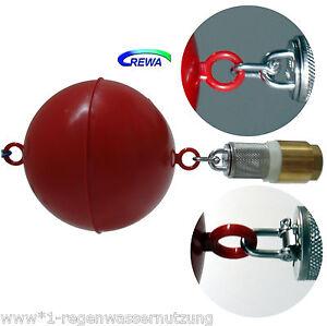 Schwimmende-Entnahme-RW-Ansaugfilter-1-Rueckschlagventil-Kugel-rot-oder-schwarz