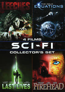 Sci-Fi Collector's Set, Vol. 4 (DVD, 201...