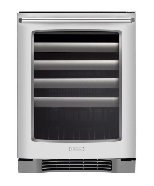Scratch and Dent Electrolux Stainless Steel 24 Wine Cooler EI24WC65GS