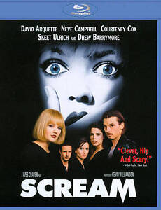 Scream (Blu-ray Disc, 2011)