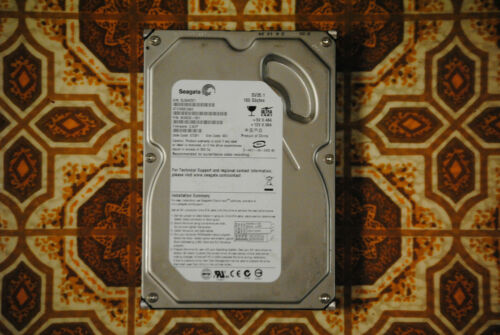 "Seagate Barracuda 160 GB 3.5"" Hard Drive PATA in Computers/Tablets & Networking, Drives, Storage & Blank Media, Hard Drives (HDD, SSD & NAS) 