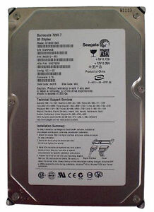 Seagate Barracuda 7200.7 80 GB,Internal,...