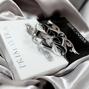 Seasons Seronda/Primavera playing cards v2 1 set (white+black) Platinum in Collectibles, Paper, Playing Cards | eBay