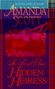 The Secret Clan : Hidden Heiress by Aman...