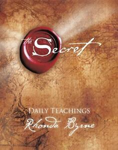 The Secret Daily Teachings by Rhonda Byr...