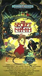 The Secret of NIMH (VHS)