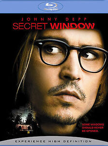 Secret Window (Blu-ray Disc, 2007)