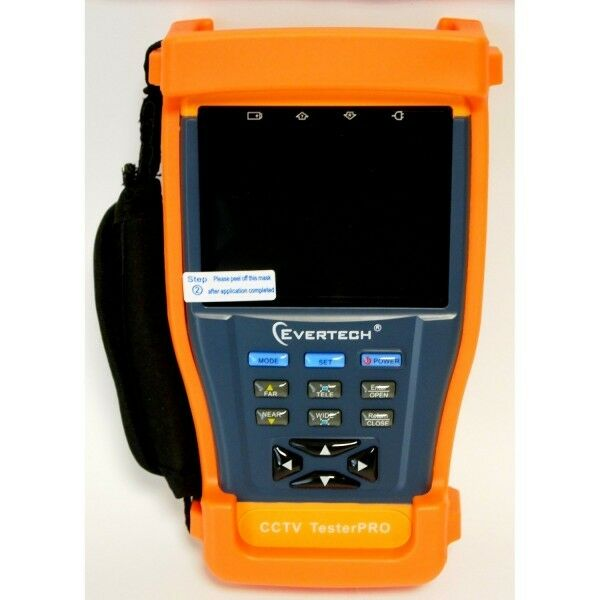 CCTV Tester Pro All In One CCTV Security Camera Tester 3.5