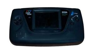 Sega Game Gear Black Handheld System