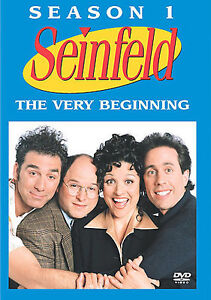Seinfeld - Season 1 (DVD, 2008)