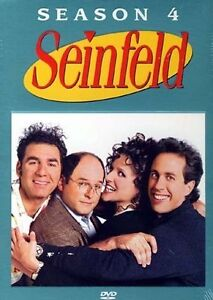 Seinfeld - Season 4 (DVD, 2005, 4-Disc S...