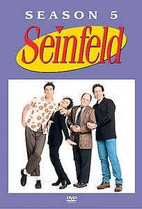 Seinfeld - Season 5 (DVD, 2005, 4-Disc S...